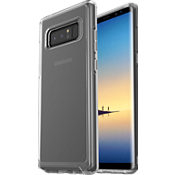 Estuche Symmetry Clear Series para Galaxy Note8 - Transparente