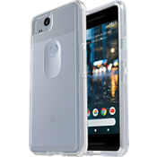 Estuche Symmetry Clear Series para Pixel 2 - Transparente