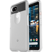 Estuche Symmetry Clear Series para el Pixel 2 XL - Transparente