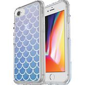 Protector Symmetry Series para iPhone 8/7 - Color Mermaid Tail