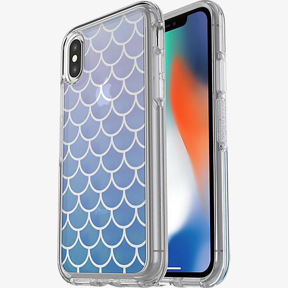 Protector Symmetry Clear Series para el iPhone XS/X