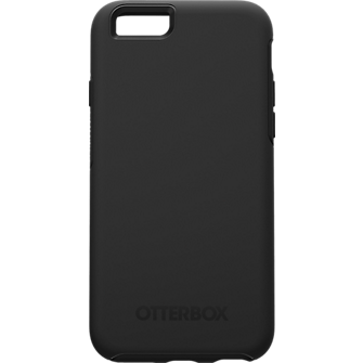 OtterBox Symmetry Series para iPhone 6/6s - Negro