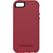 Protector Symmetry Series para Apple iPhone SE - Color Rossa Corsa