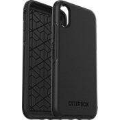 Estuche Symmetry Series para iPhone XS/X - Negro