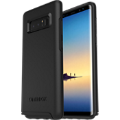 Estuche Symmetry Series para Galaxy Note8 - Negro