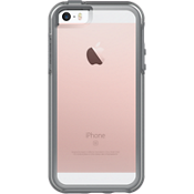 Estuche Symmetry Series para 5/5s/SE - Color Grey Crystal