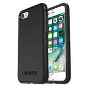 Estuche Symmetry Series para iPhone 8/7 - Negro