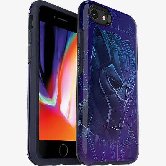 Protector Symmetry Series Marvel Avengers Black Panther para el iPhone 7/8