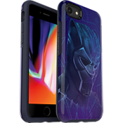 Protector Symmetry Series Marvel Avengers Black Panther para el iPhone 7/8