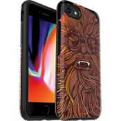 Protector Symmetry Series Solo: A Star Wars Story Chewbacca para el iPhone 7/8