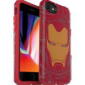 Protector Symmetry Series Marvel Avengers Iron Man para el iPhone 7/8