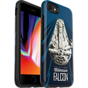 Symmetry Series Solo: un protector Star Wars Story Millennium Falcon para el  iPhone 7/8