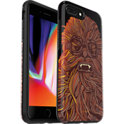 Protector Symmetry Series Solo: A Star Wars Story Chewbacca para el iPhone 7/8+
