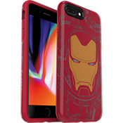 Protector Symmetry Series Marvel Avengers Iron Man para el iPhone 7/8+