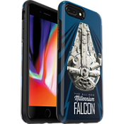 Protector Symmetry Series Solo: A Star Wars Story Millennium Falcon para el iPhone 7/8+