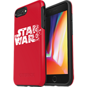 Protector Symmetry Series: Resistance Red Edition para el iPhone 8 Plus/7 Plus