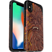 Protector Symmetry Series Solo: A Star Wars Story Chewbacca para el iPhone X
