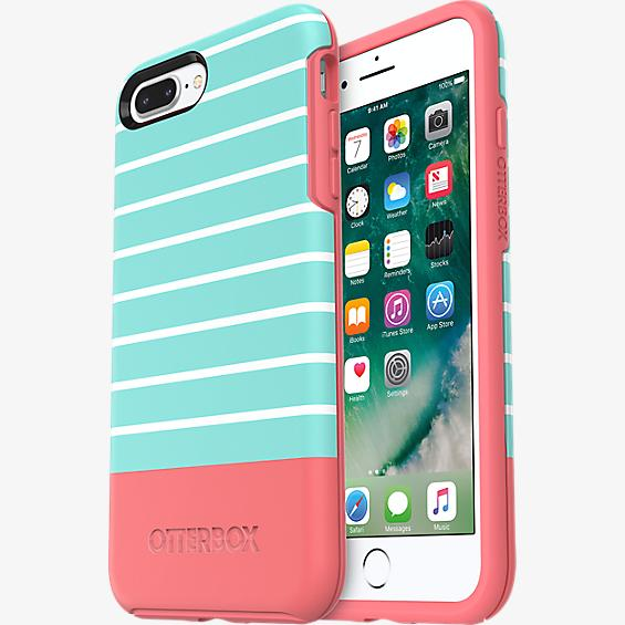 Estuche Symmetry Series para iPhone 7 Plus - Color Aqua Mint Way