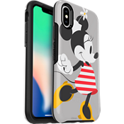 Protector Symmetry Series: Minnie Mouse Edition para el iPhone X