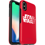 Protector Symmetry Series: Resistance Red Edition para el iPhone X