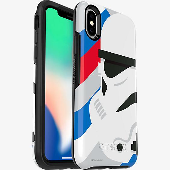Protector Symmetry Series para iPhone X