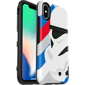 Protector Symmetry Series: Stormtrooper Edition para el iPhone X