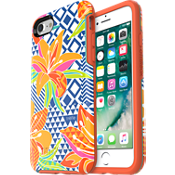 Estuche Symmetry Series Trefle para iPhone 7 - Color Caribbean Hue