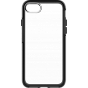 Estuche Symmetry Series transparente para iPhone 7 - Color Black Crystal