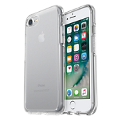 Carcasa OtterBox Symmetry Series transparente para iPhone 8/7 - Transparente