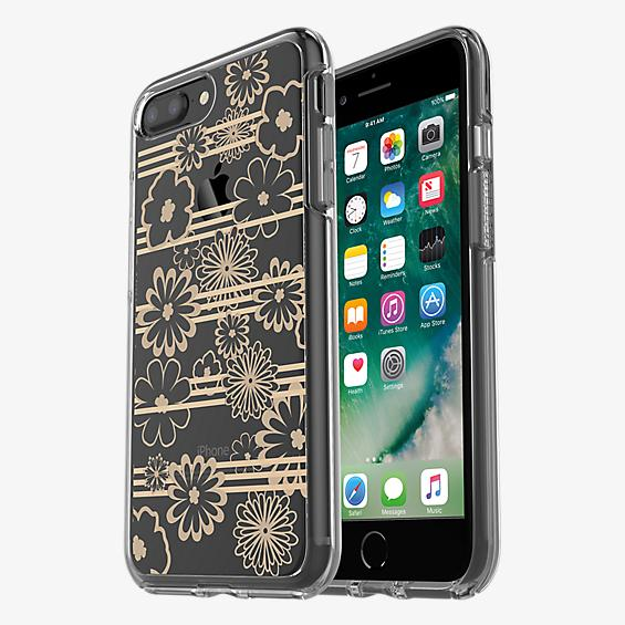 Estuche Symmetry Series transparente para iPhone 7 - Color Drive Me Daisy