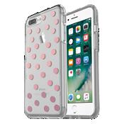 Estuche Symmetry Series transparente para iPhone 7 - Color Save Me a Spot