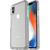 Symmetry Clear Series para iPhone X - Transparente