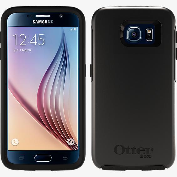 Symmetry Series para Samsung Galaxy S6 - Negro
