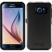 OtterBox Symmetry Series para Samsung Galaxy S6 - Negro