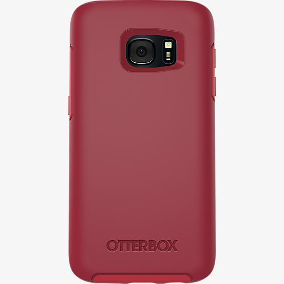 Symmetry Series para Samsung Galaxy S7 - Color Rosso Corsa