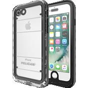 Estuche Marine para iPhone 7 - Negro/transparente