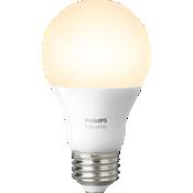 Paquete básico Hue A19 de iluminación blanca
