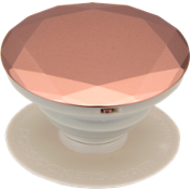 PopSockets - Color Rose Gold Metallic Diamond