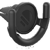 Montura con ventosa - Negro