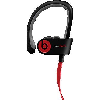 Intrauricular inalámbrico Powerbeats2 - Negro