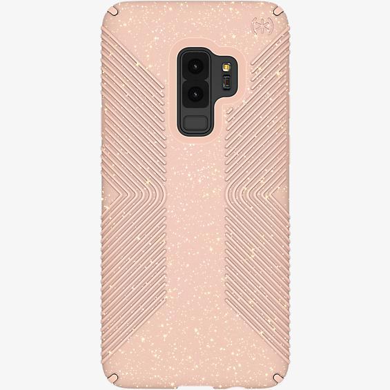 Carcasa Presidio Grip + Glitter para Galaxy S9+