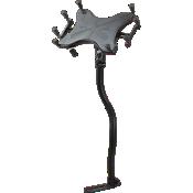 Soporte universal para auto sin perforación RAM POD HD con X Grip para tablets de 10 pulgadas