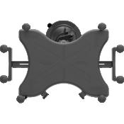 Montura con ventosa RAM Twist-Lock con base RAM X-Grip para tablets de 10 pulgadas