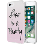 Estuche protector Double Up para iPhone 7 - Leyenda Life is a Party