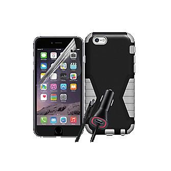 Paquete resistente para Apple iPhone 6 Plus/6s Plus - Negro