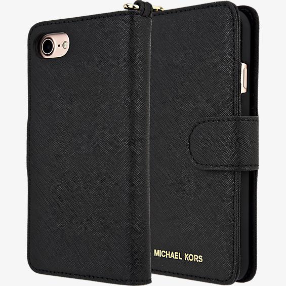 Carcasa Saffiano Leather Folio para iPhone 8/7