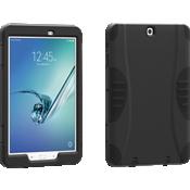 Estuche rugoso para Samsung Galaxy Tab S2 - Negro