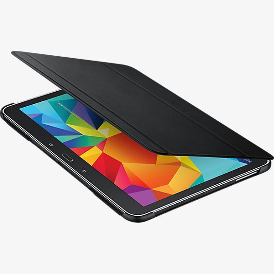 Cubierta tipo folio para Galaxy Tab 4 10.1 - Negro