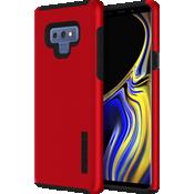 Carcasa DualPro para el Galaxy Note9 - Iridescent Red/Negro