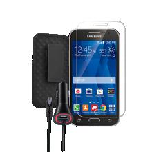 Paquete de protección para viaje para Samsung Galaxy Core Prime